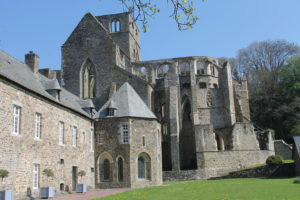 Abbaye de Hambye - Coutances Tourisme