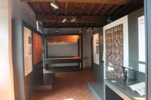 Exposition tapisseries - Abbaye de Hambye - Coutances Tourisme