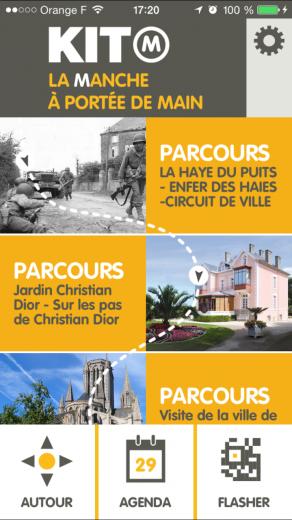 Kit-m - Coutances Tourisme