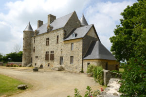 Manoir du Grand-Taute - Eric Quesnel - Coutances Tourisme