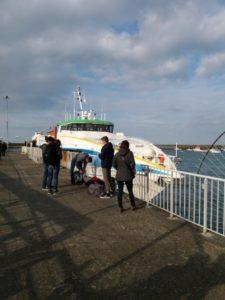 Jersey coutances tourisme