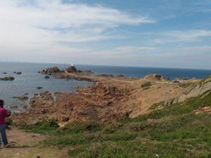 Visite de Jersey COutances Tourisme