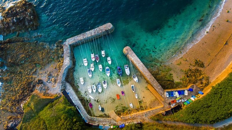 Copyright Jim Prod - Coutances tourisme - port racine