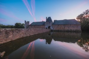 Teddy Bear photos - Coutances Tourisme chateau de Gratot