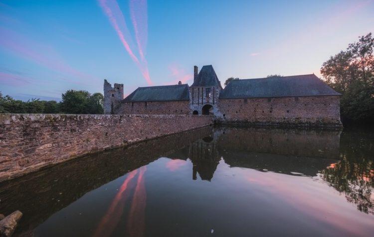Teddy Bear photos - Coutances Tourisme chateau de Gratot