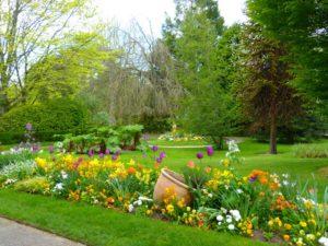 jardin des plantes coutances tourisme