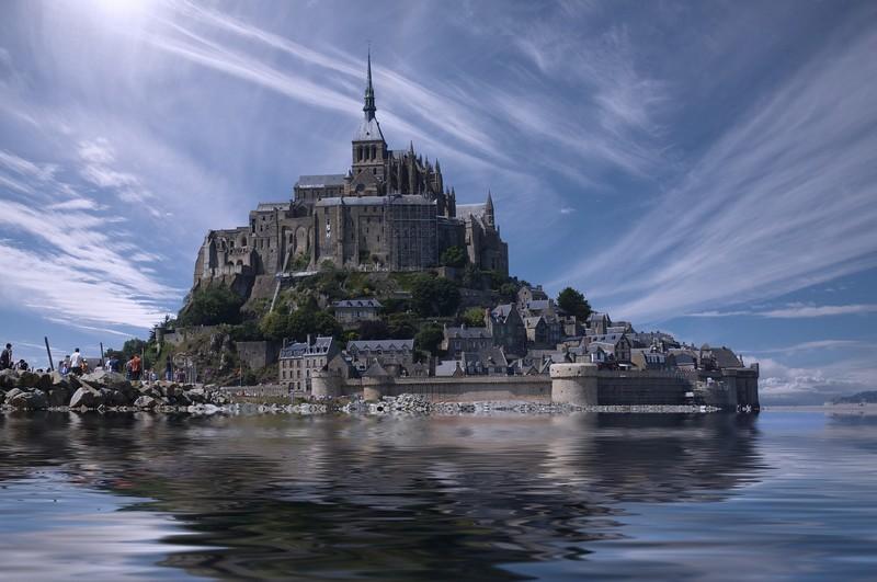 Le Mont Saint Michel Coutances tourisme (2)