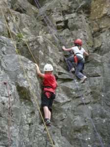 escalade horizon vertical coutances tourisme