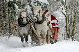 Histoire du Père-Noël Coutances tourisme