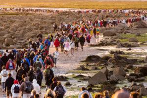 Traversées tatihou coutances tourisme